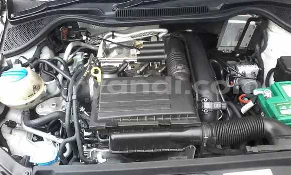 Buy Used Volkswagen Polo White Car in Chingola in Zambia