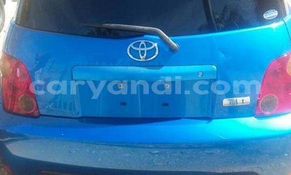 Buy Used Toyota 4Runner Blue Car in Chingola in Zambia