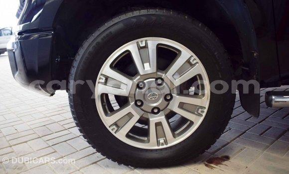 Buy Import Toyota Tundra Black Car in Import - Dubai in Zambia