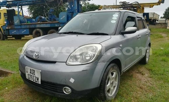 Buy Used Mazda Verisa Silver Car in Lusaka in Zambia