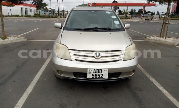 Buy Used Toyota IST Beige Car in Lusaka in Zambia