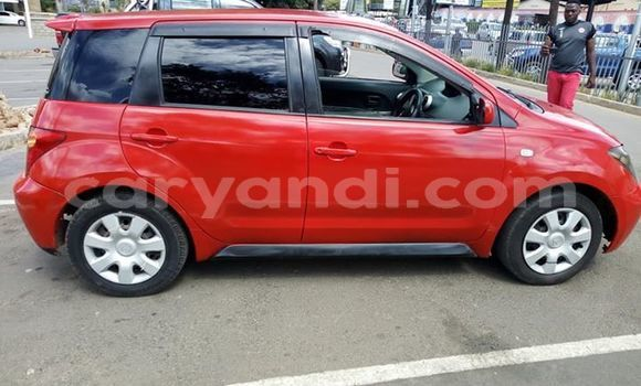 Buy Used Toyota IST Red Car in Lusaka in Zambia