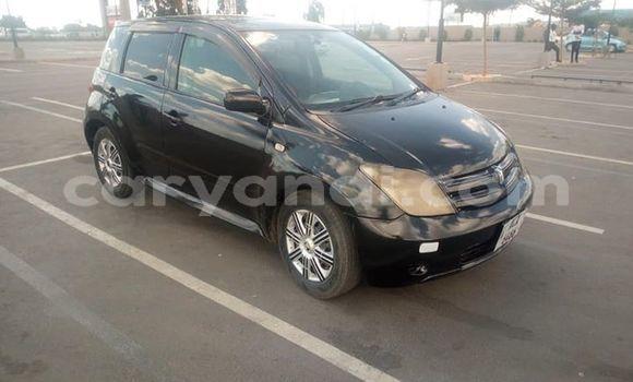 Buy Used Toyota IST Black Car in Lusaka in Zambia