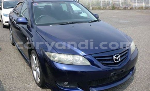 Buy Used Mazda 323 Blue Car in Chingola in Zambia