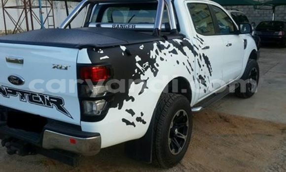 Buy Used Ford Ranger White Car in Chingola in Zambia