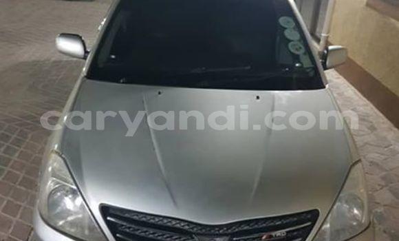 Buy Used Toyota Allion Silver Car in Lusaka in Zambia