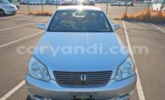 Buy Used Toyota Mark II Silver Car in Lusaka in Zambia