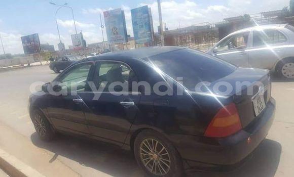 Buy Used Toyota Corolla Black Car in Lusaka in Zambia