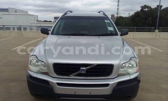 Buy Used Volvo XC60 Silver Car in Lusaka in Zambia
