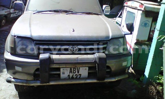 Buy Used Toyota 4Runner Other Car in Kitwe in Zambia
