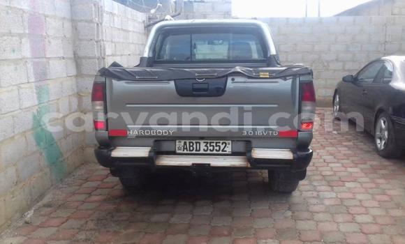 Buy Used Nissan Hardbody Other Car in Lusaka in Zambia