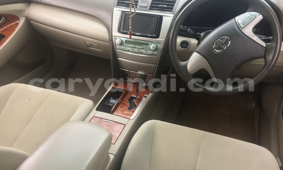 Buy Used Toyota Camry Silver Car in Lusaka in Zambia