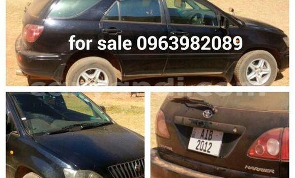 Buy New Toyota 4Runner Black Car in Chingola in Zambia