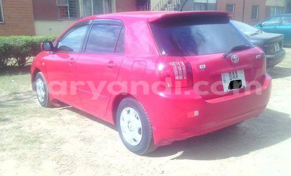 Buy Used Toyota 4Runner Red Car in Chingola in Zambia