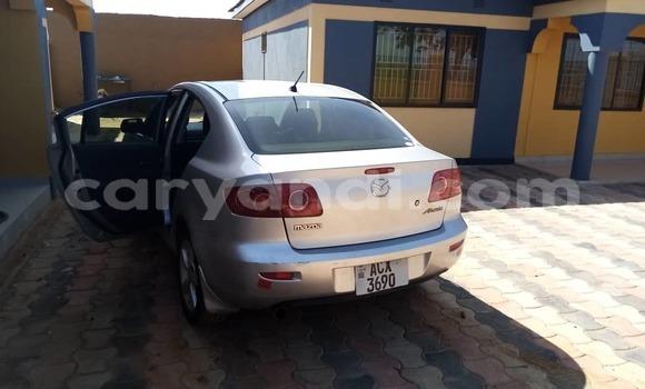 Buy Used Mazda Axela Silver Car in Lusaka in Zambia