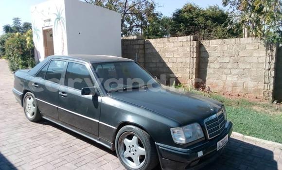 Buy Used Mercedes‒Benz E-klasse AMG Black Car in Lusaka in Zambia