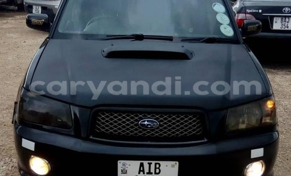 Buy Used Subaru Forester Black Car in Lusaka in Zambia