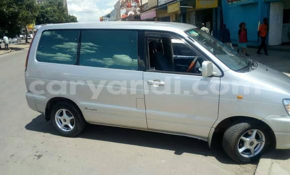 Buy Used Toyota Noah Silver Car in Lusaka in Zambia