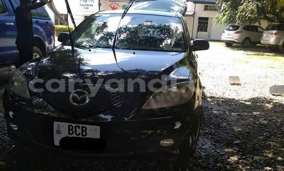 Buy Used Mazda Axela Black Car in Lusaka in Zambia