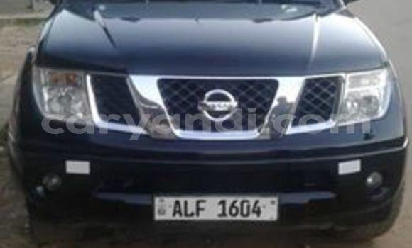 Buy Used Nissan Navara Black Car in Lusaka in Zambia