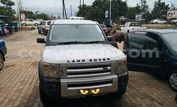 Buy Used Land Rover Discovery Silver Car in Lusaka in Zambia