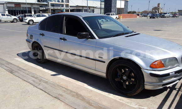 Buy Used BMW 3–Series Silver Car in Chingola in Zambia