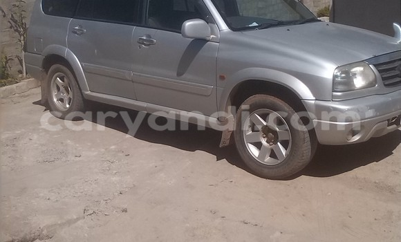 Buy Used Suzuki Grand Vitara Silver Car in Chipata in Zambia
