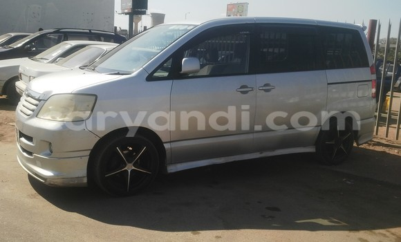 Buy Used Toyota Noah Silver Car in Chingola in Zambia