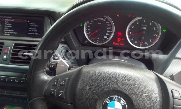 Buy Used BMW X6 M Silver Car in Lusaka in Zambia
