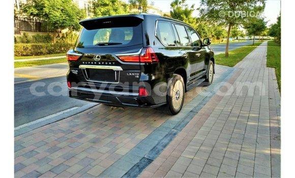 Buy Import Lexus LX Black Car in Import - Dubai in Zambia