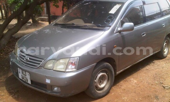 Buy New Toyota GAIA Silver Car in Chipata in Zambia