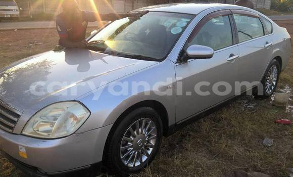 Buy New Nissan Teana Silver Car in Kitwe in Zambia