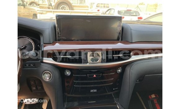 Tenga Imported Lexus LX Chena Mota in Import - Dubai in Zambia