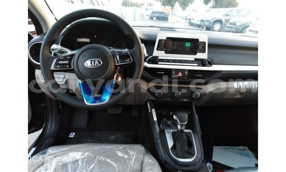 Buy Import Kia Cerato Black Car in Import - Dubai in Zambia
