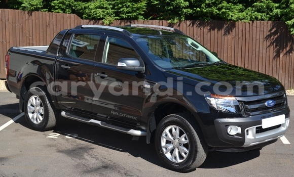 Buy New Ford Ranger Black Car in Chipata in Zambia