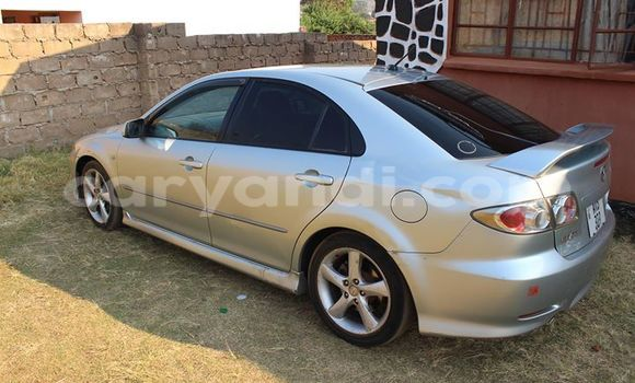 Buy Used Mazda Atenza Black Car in Chipata in Zambia