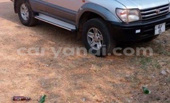 Buy Used Toyota Prado Black Car in Chipata in Zambia