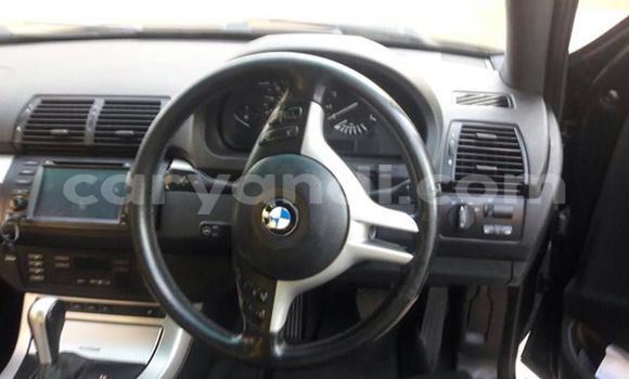 Buy Used BMW X5 Black Car in Chipata in Zambia