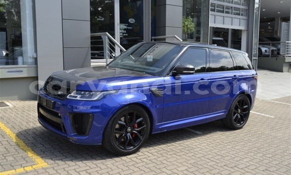Buy Used Land Rover Range Rover Sport Blue Car in Lusaka in Zambia
