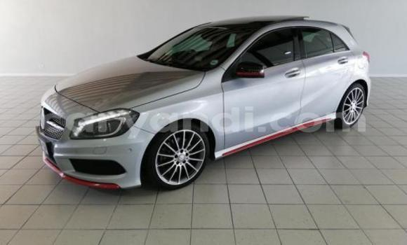 Buy Used Mercedes‒Benz A–Class Silver Car in Lusaka in Zambia