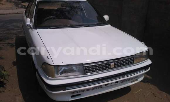 Buy Used Toyota Corolla Black Car in Chipata in Zambia
