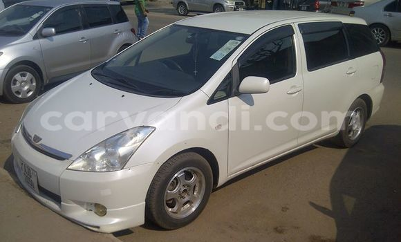 Buy Used Toyota Wish Black Car in Chipata in Zambia