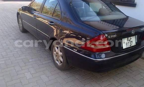 Buy Used Mercedes‒Benz C–Class Black Car in Chipata in Zambia