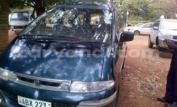 Buy Used Toyota Epsun Black Car in Chipata in Zambia
