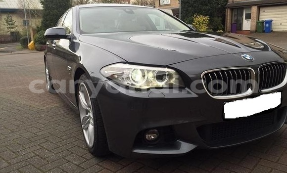 Buy Used BMW 5-Series Black Car in Chipata in Zambia