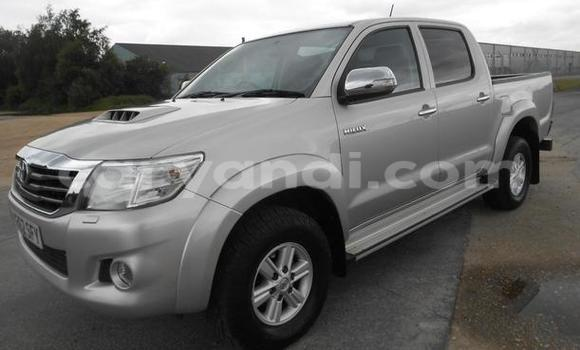 Buy New Toyota Hilux Black Car in Chipata in Zambia