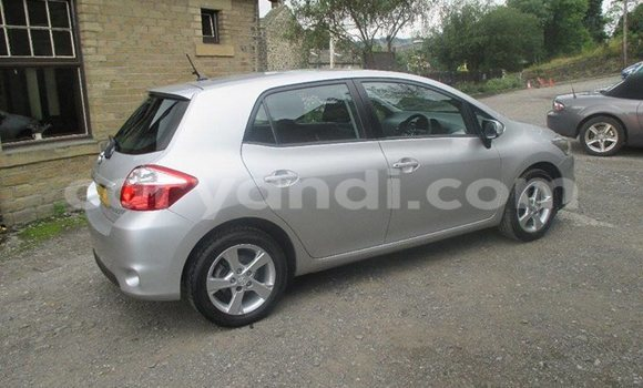 Buy Used Toyota Auris Black Car in Chipata in Zambia