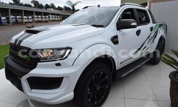 Acheter Occasion Voiture Ford Ranger Blanc à Lusaka, Zambie