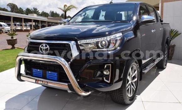 Acheter Occasion Voiture Toyota Hilux Noir à Lusaka, Zambie