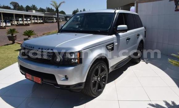 Buy Used Land Rover Range Rover Sport Silver Car in Lusaka in Zambia